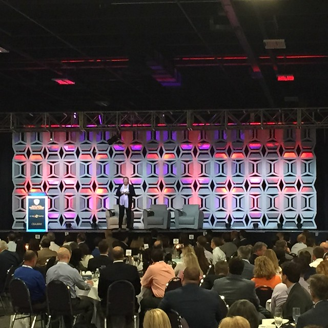 GSA Expo 2016 featuring Hive Backdrop