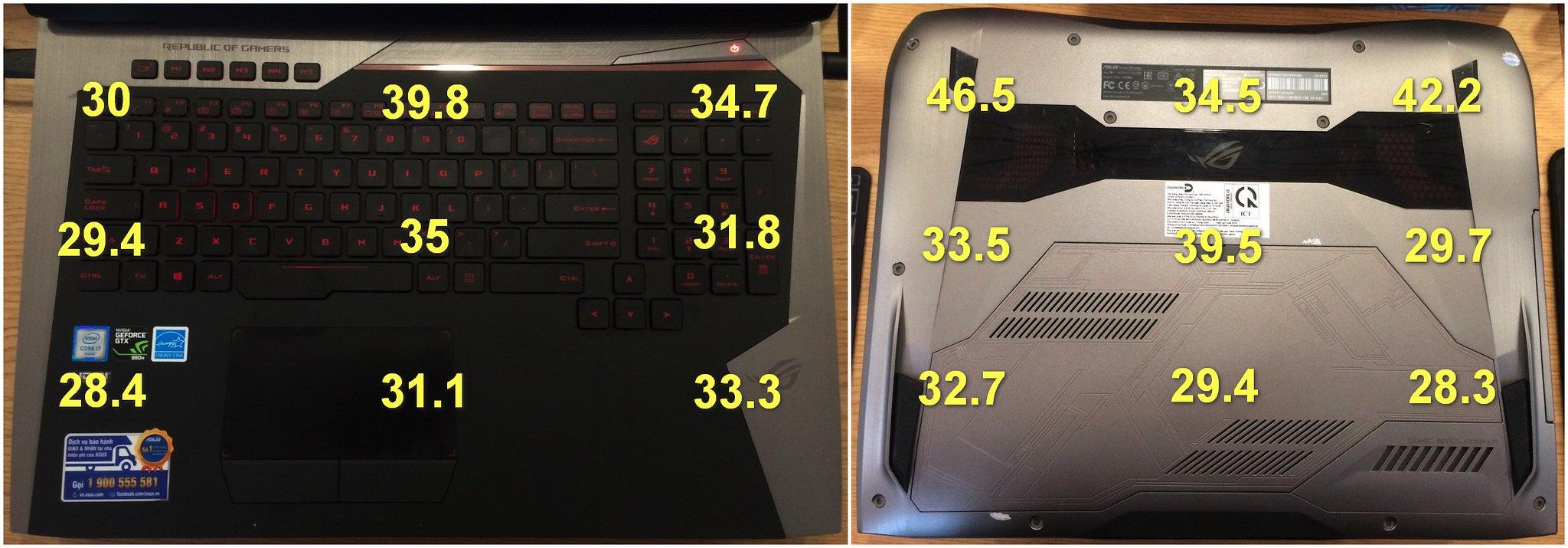 Đánh giá chi tiết ROG G752VY - Khi game nặng đã không còn là một rào cản - 121416