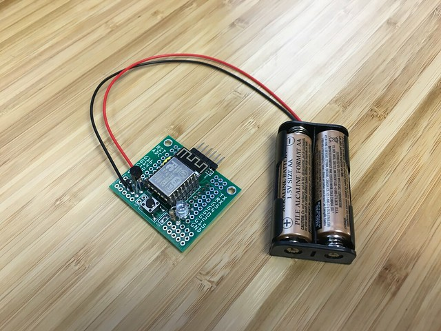 ESProto Temperature Sensor