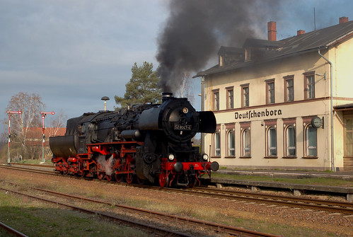 train germany dr steam bahn germania treni dampf vapore br52