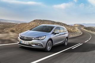 Neuer Opel Astra Sports Tourer