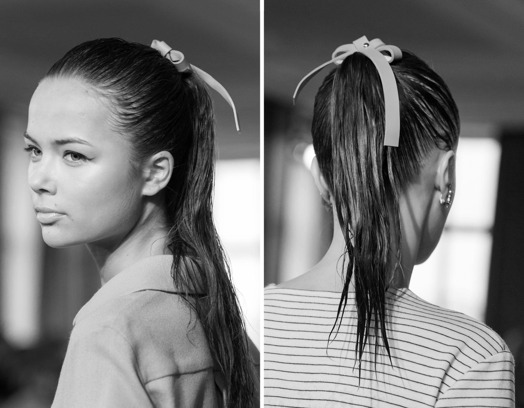 marina hoermanseder hair styling wella professional berlin fashion week mbfwb wellabewegt mode designer modedesigner modewoche mecedes benz beauty beautyblogger hairblog hair blogger cats & dogs  ricarda schernus modeblogger fashionblogger berlin 3