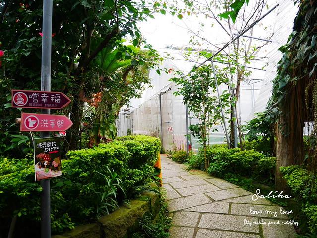台北內湖一日遊莓圃觀光果園採草莓