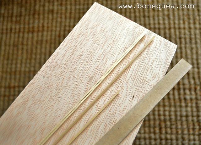 Tutorial: zócalo de madera