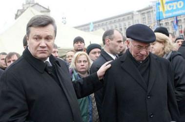 Суд арештував пенсії Януковича і Азарова