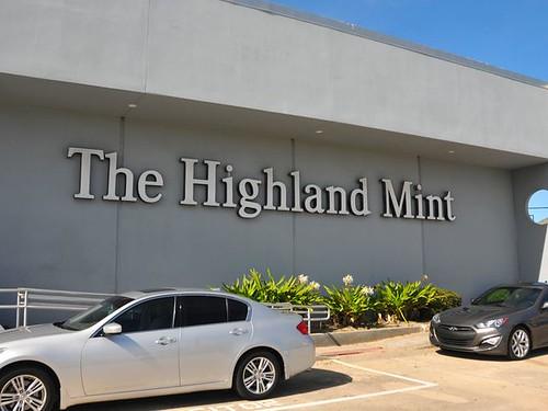 Highland Mint exterior