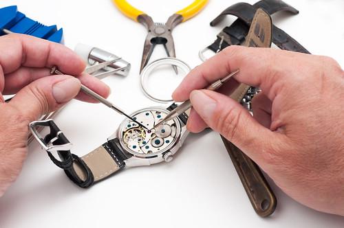 Ремонт годинник