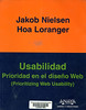 Jakob Nielsen y Hoa Loranger, Usabilidad