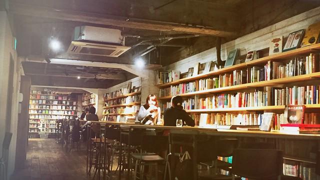 森の図書室 店内