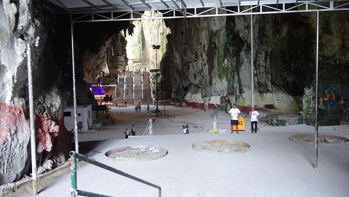 Batu Caves - under construction