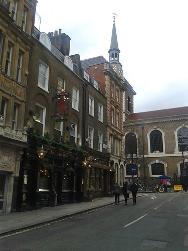 The Red Lion, Mayfair