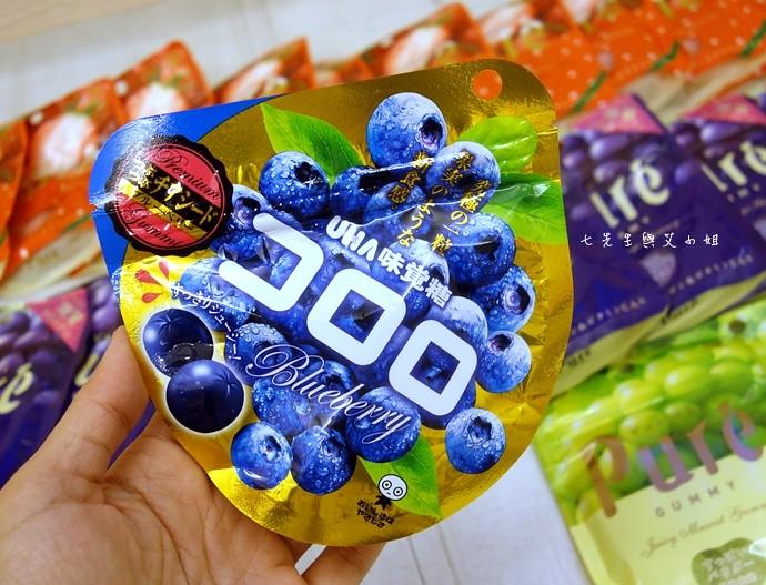38 日本人氣軟糖推薦 UHA味覺糖 KORORO pure 甘樂鮮果實軟糖