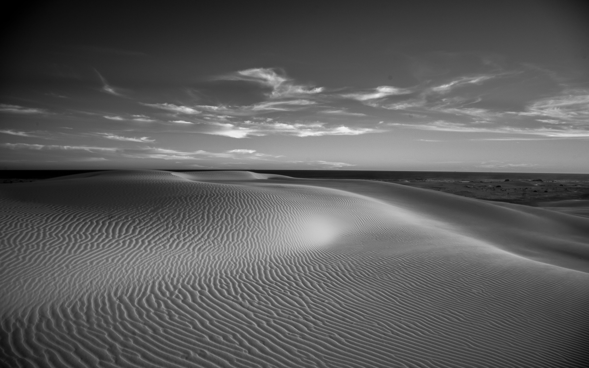 Stockton Beach Dunes