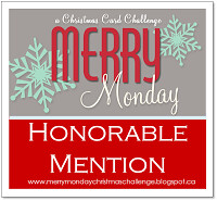 Merry Monday - Honorable Mention