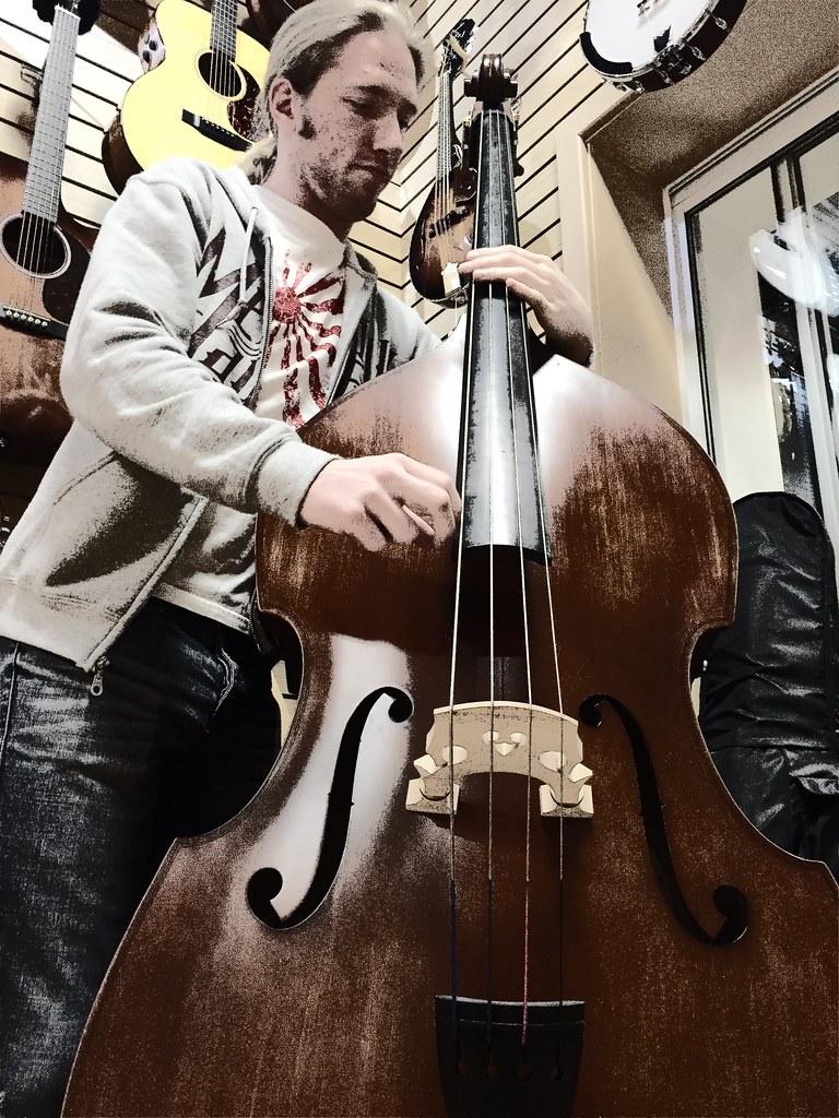 Playing Upright