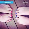Miss those toes @torteusus  #parenting