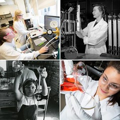 Proud of our long legacy of #WomenInSTEM! 🔬🔭⚗ #womeninscience #UofU #universityofutah #science #technology #engineering #math #medicine
