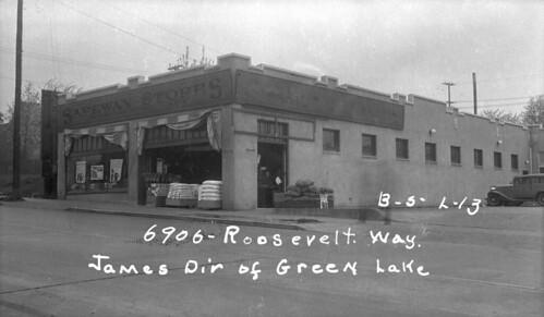 Roosevelt Safeway, 1937
