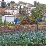 Jardins de l`Hermitage à Pontoise