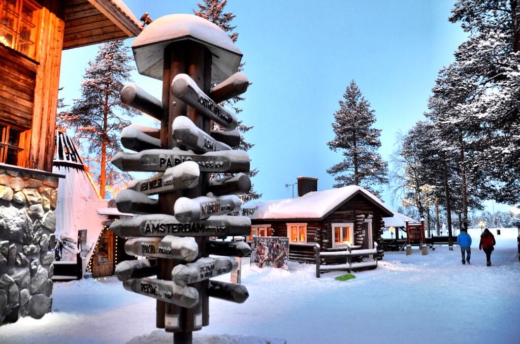 Santa Claus Village: Why Meeting Santa in Finland Was More ...