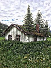 Hemsedalshytte -|- Cottage decayed