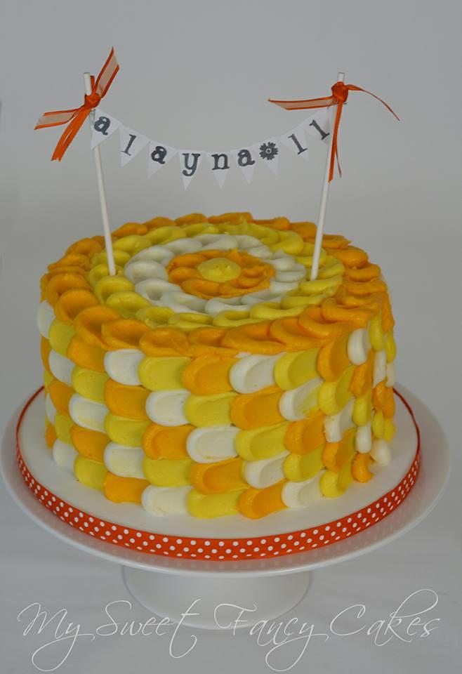 Excellent Birthday Cake By Kristen Northern Utah Birthdaycakes Flickr Funny Birthday Cards Online Alyptdamsfinfo
