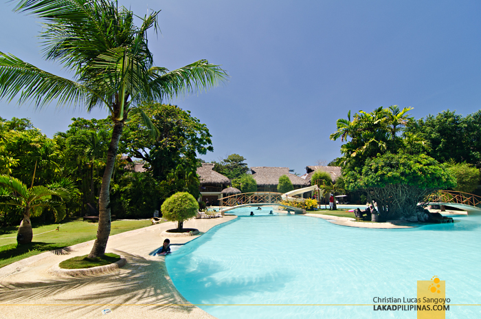 Bluewater Maribago Beach Resort Cebu Swimming Pool