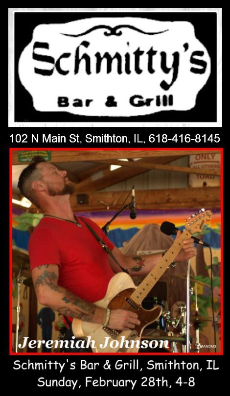 Schmitty's Bar & Grill 2-28-16