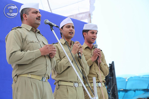 Devotional song by Abhishek and Saathi from Sikar