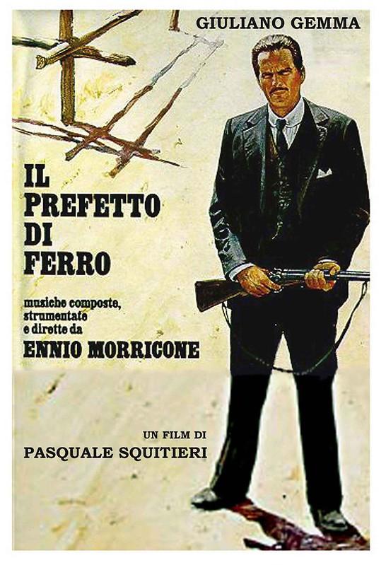 Il Prefetto di Ferro - Poster 1