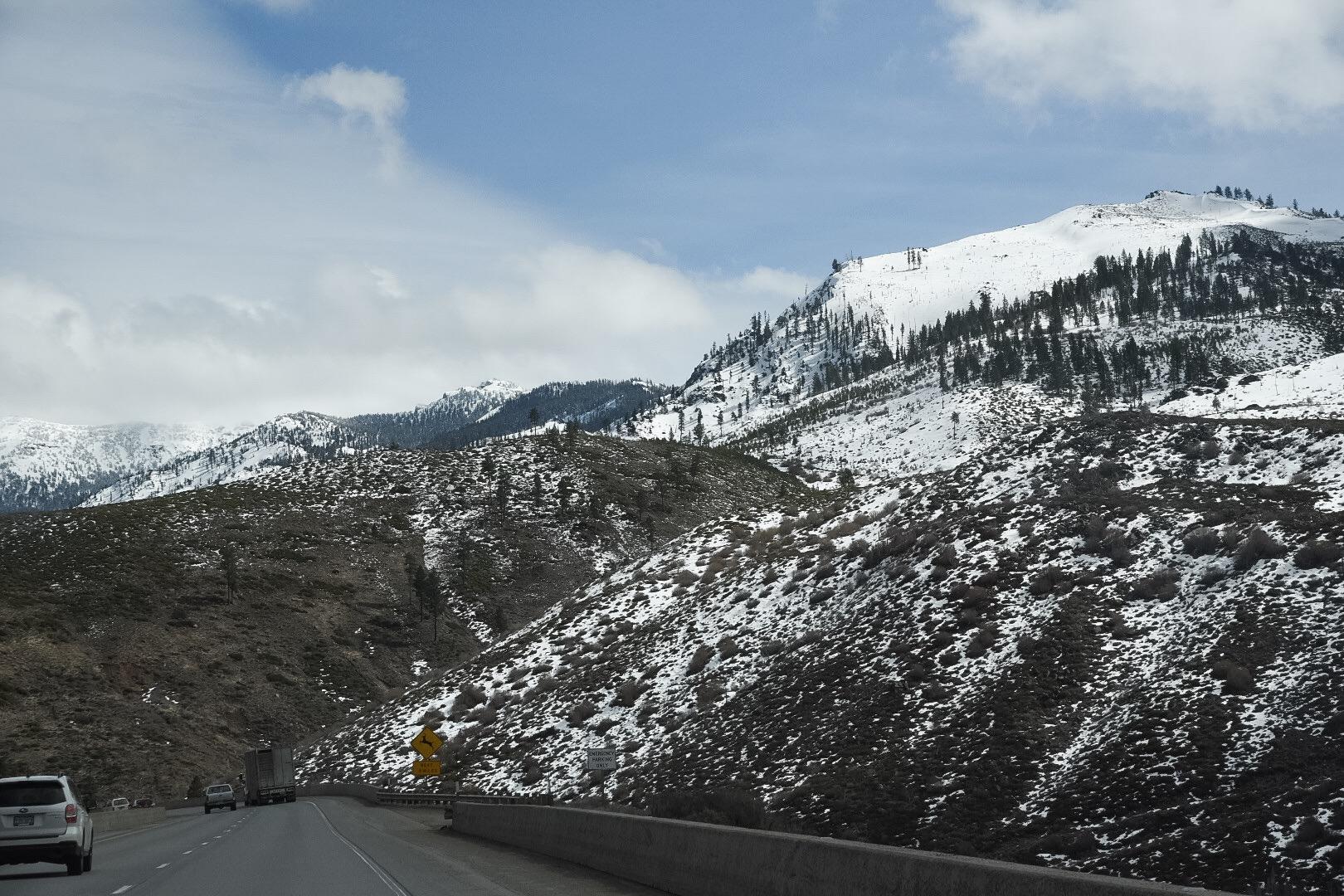 Day 1: Sierras
