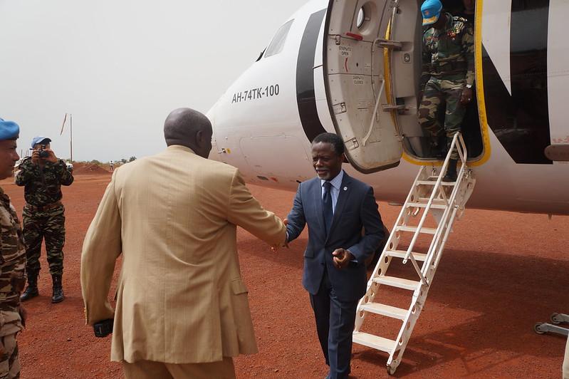 Maintien de la paix dans le monde - Les FAR en République Centrafricaine - RCA (MINUSCA) - Page 3 25584905470_13c0654bf7_c