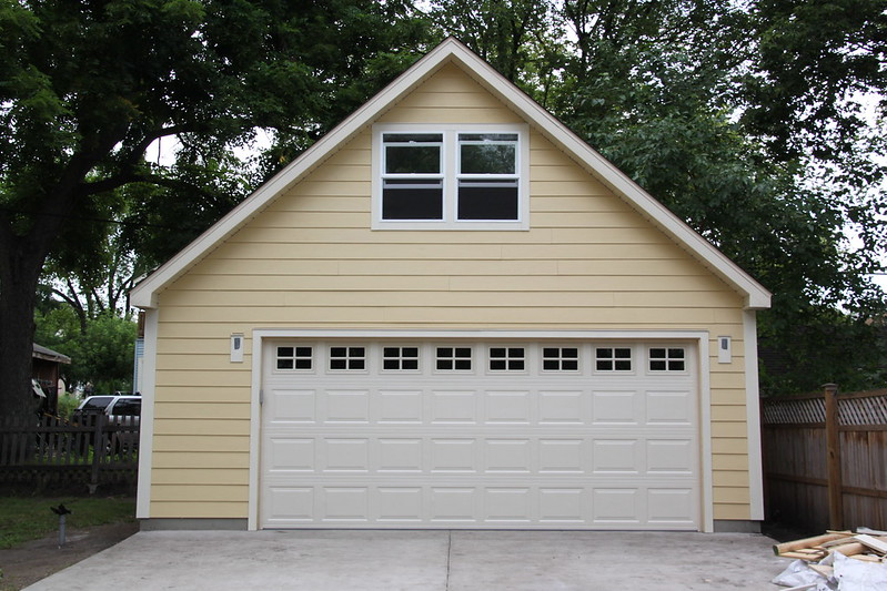 Detached Garage Pictures