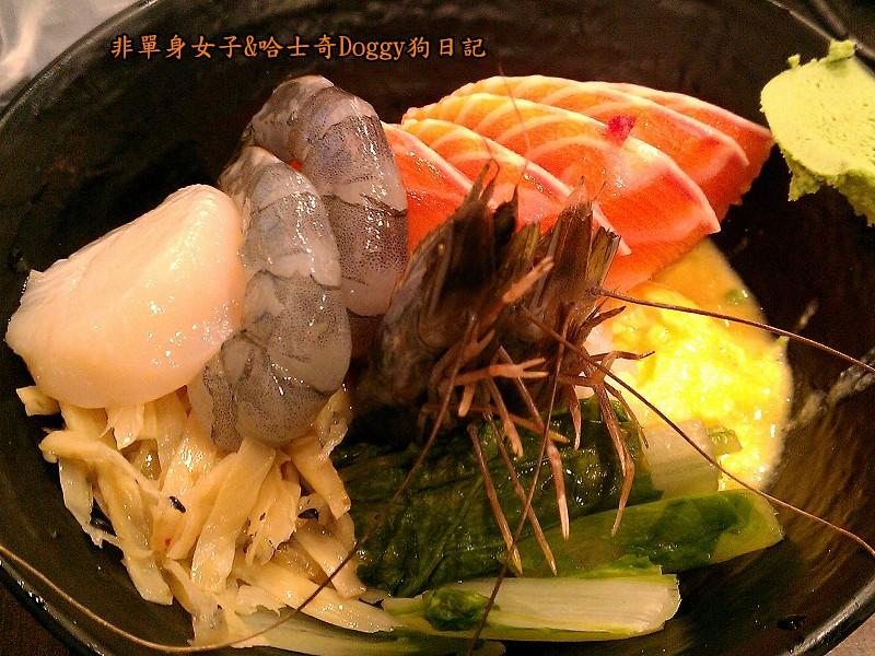 毅壽司平價日式料理築地生魚片蓋飯鮮魚金泰日本料理16