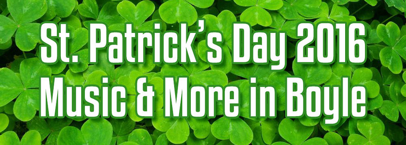 St. Patrick's Day Music & More
