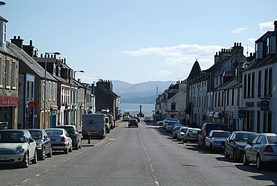 Lochgilphead Visitor Guide Hotels Cottages Things To Do