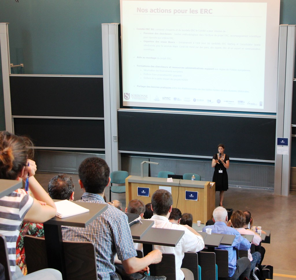 # 5 - The Europe Bureau at Sorbonne University: providing support for success in your European project