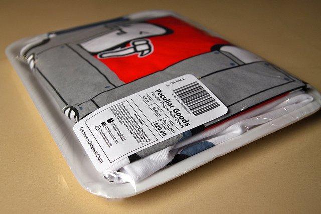 Peculiar Packaging