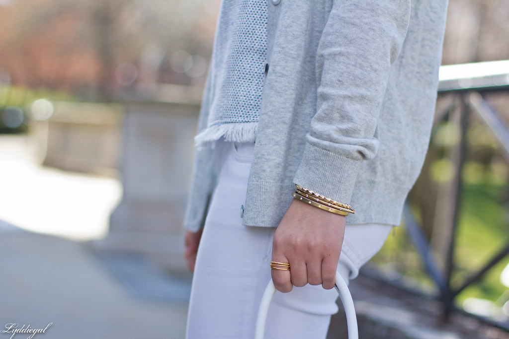 white jeans, grey cardigan, nude lace up flats-7.jpg