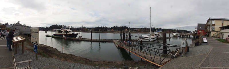 Swinomish Channel