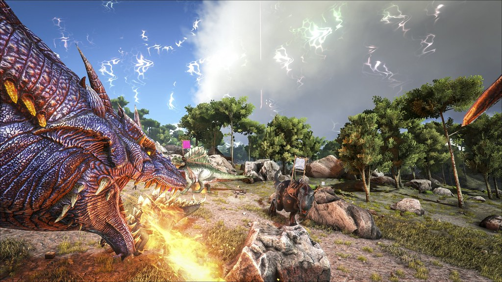 ARK: Survival of the Fittest, PS4