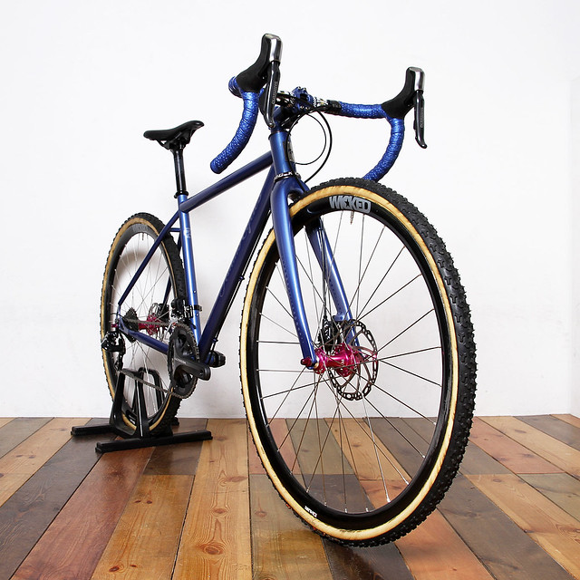 Kualis Cycles  build by Above Bike Store.
