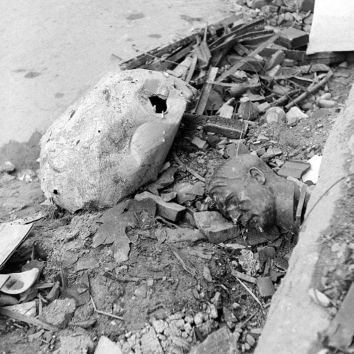獨裁者之葬身地 希特勒的地下室15