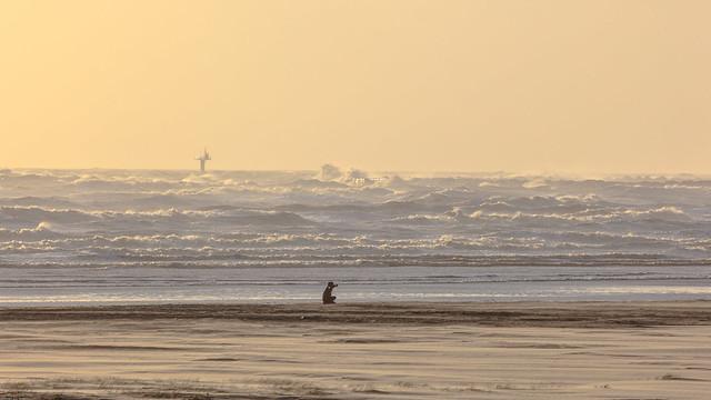 North Sea & Sky