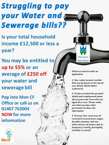 Help U Scheme Welsh Water