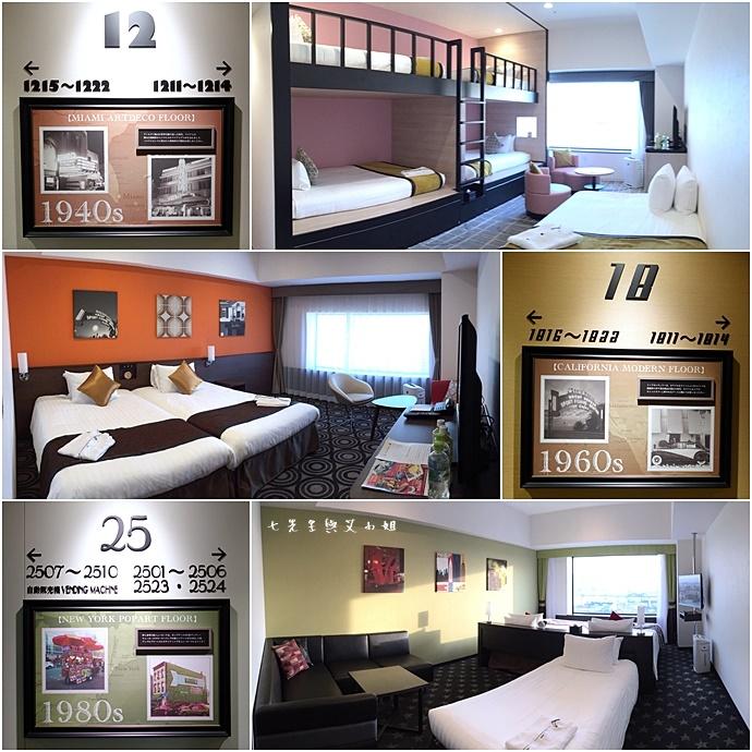 16 園前酒店 The Park Front Hotel 日本環球影城 USJ