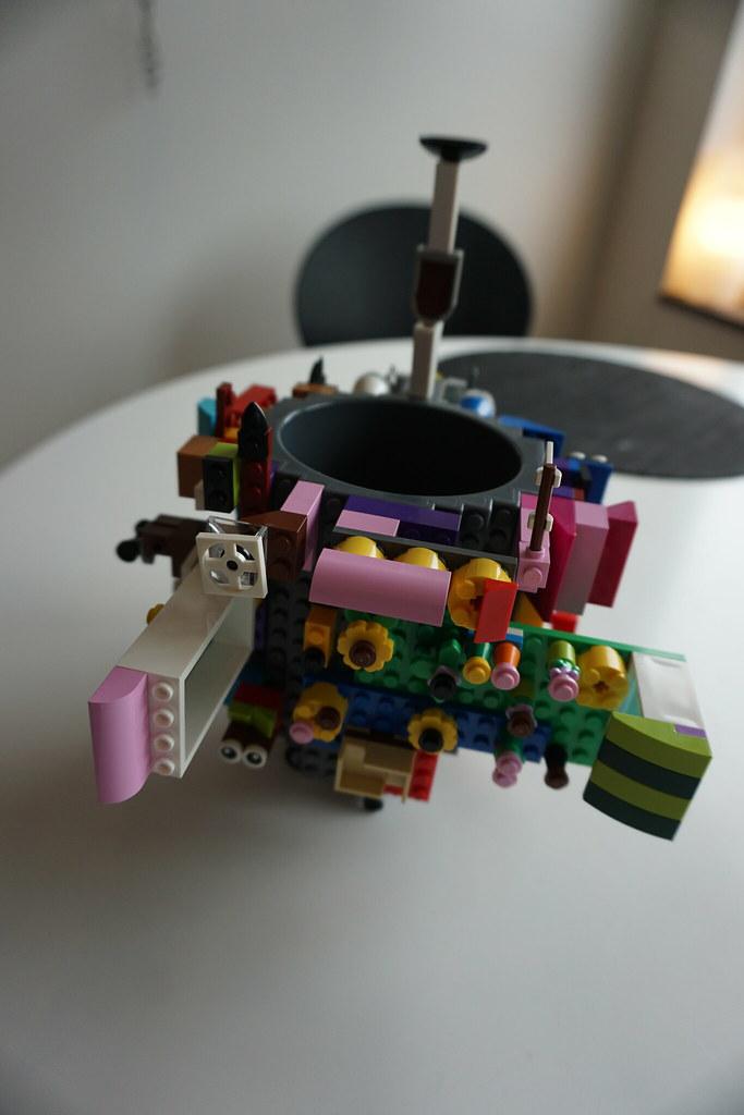 Legomugg