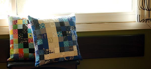 Pixel Pillows