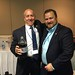"""Erik Grunwald and Steven Nelson tending bar at the hospitality suite.  Photo credits: Bart Cleary  More information: <a href=""""http://northraleighrotary.org/2016-district-conference"""" rel=""""nofollow"""">northraleighrotary.org/2016-district-conference</a>"""