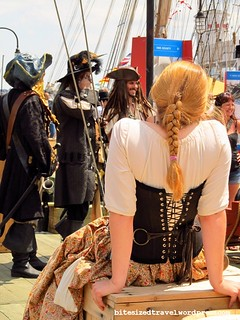 Tall Ships 2012 halifax nova scotia pirates